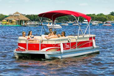 pontoon boat rentals in destin fl